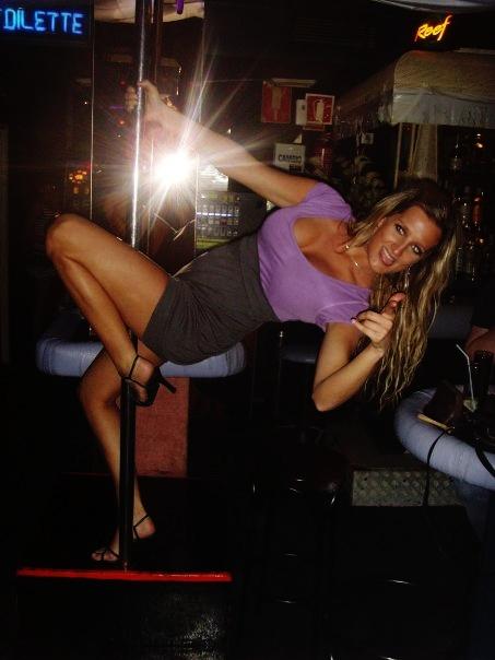 strippeklubb stikkende smerte i underlivet