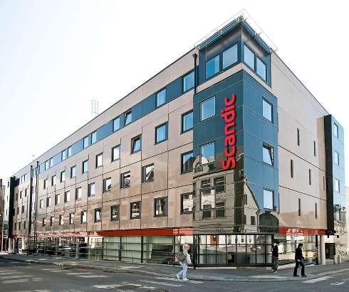 Haugesund hotell